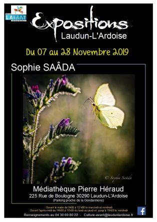Exposition Sophie SAÂDA