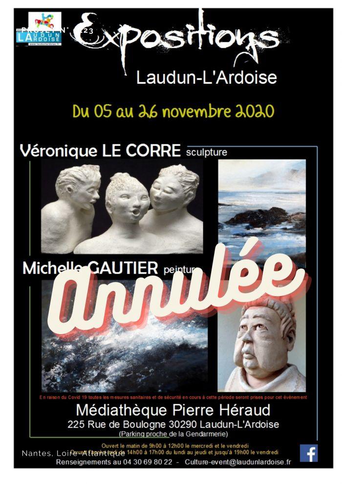 Exposition ANNULÉE