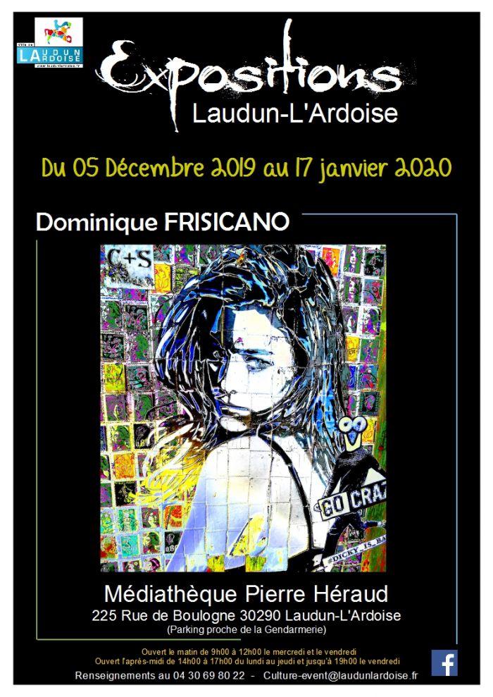 Exposition Dominique Frisicano