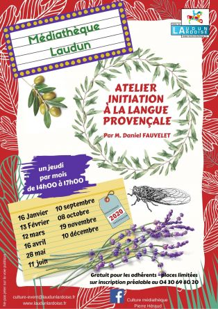 Initiation Langue Provençale