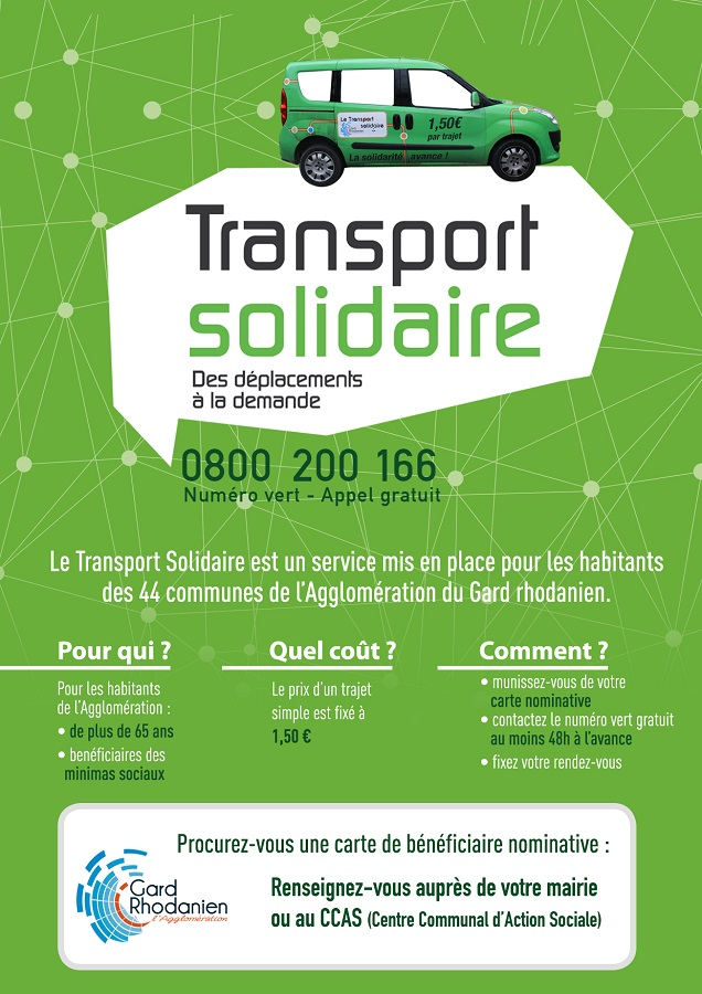 transport solidaire insertion web